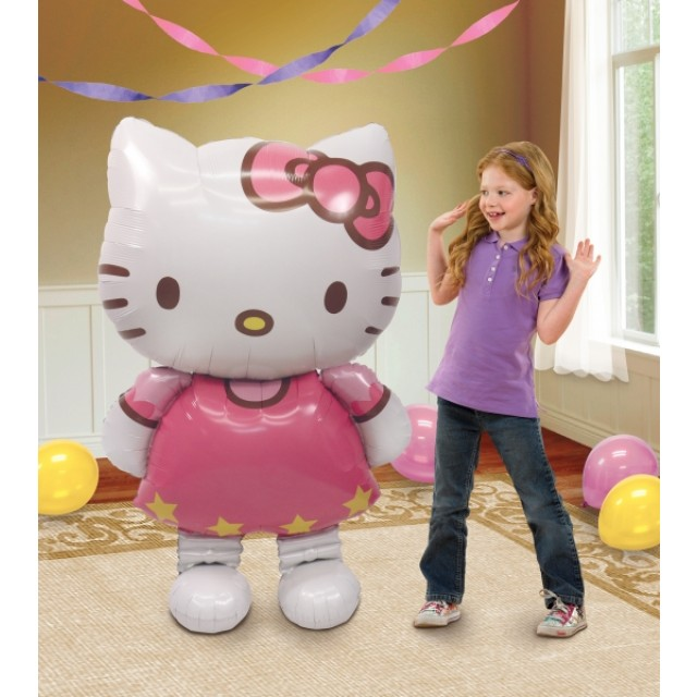 Hello Kitty balón